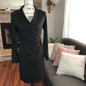 Express dress long sleeve.
